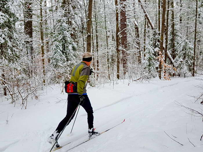 Silver Spoon - Ontario Ski Trails