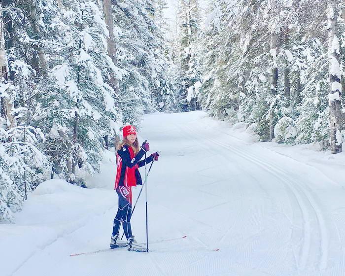 Porcupine Ski Runners
