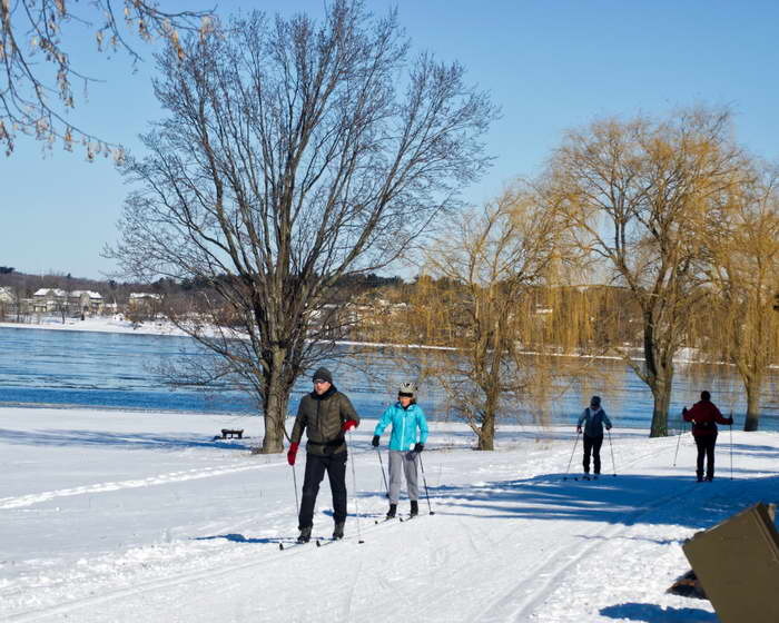 SJAM Winter Trail